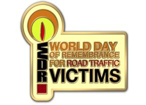 World Rememberance Day for Road Traffic Victims