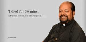 EUCHARISTIC HEALING SERVICE with Fr. Jose Maniyangat